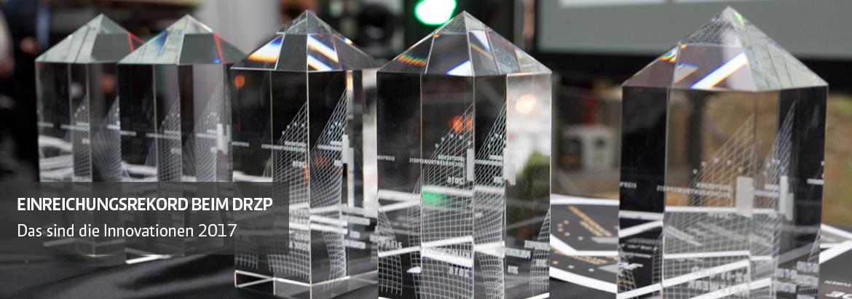 Die Einreichungen zum Deutschen Rechenzentrumspreis 2017