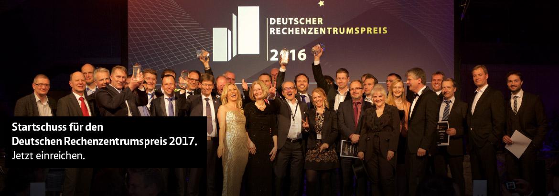 Startschuss Deutscher Rechenzentrumspreis 2017