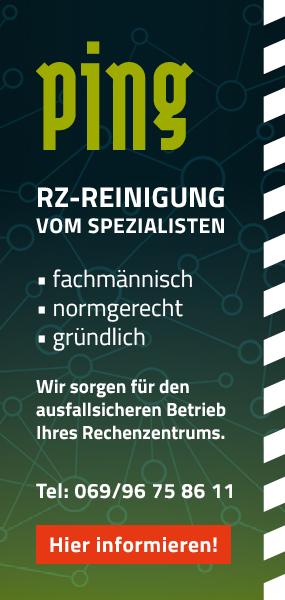 Ping Rechenzentrumsreinigung GmbH