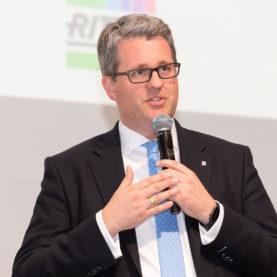 Staatssektretär Patrick Burghardt